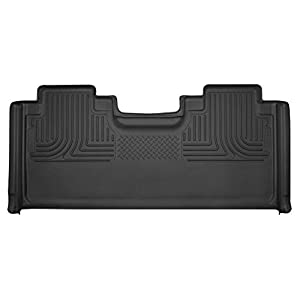 Husky Liners 53451Fits 2015-20 Ford F-150 SuperCab, 2017-20 Ford F-250/F-350 SuperCab X-act Contour 2nd Seat Floor Mat…