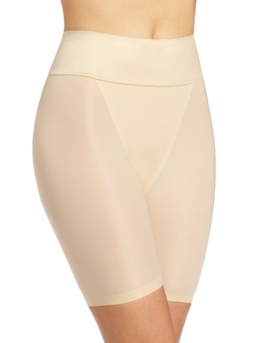 m Women's Comfort Devotion At Waist Thigh Slimmer, Latte Lift, XX-Large ()