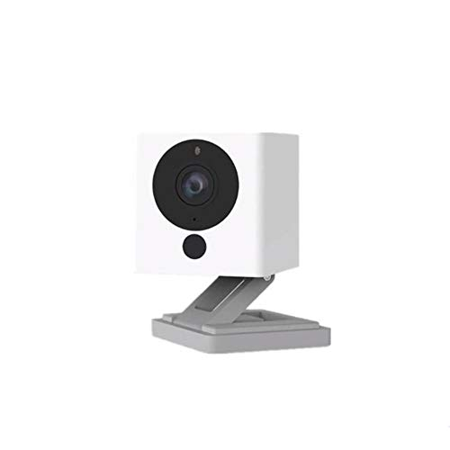 Smart Camera, Wireless WiFi Home Surveillance Camera, 1080P Full HD Infrared Night Vision 110 ° Wide Angle, Suitable for Computer/Mobile Phone