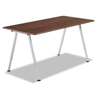 - Iceberg ICE68214 OfficeWorks Freestyle Teaming Table Top, Thermally Fused Melamine, 60