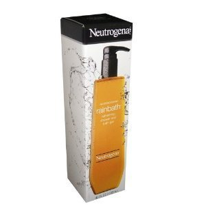 0.5 Ounce Bath Shower - Neutrogena Rainbath Refreshing Shower and Bath Gel- 40 oz Plus Bonus Norwegian Formula Hand Cream 0.5 oz Sample