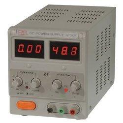 Stromversorgung, Labortisch, digital, 30 VDC @ 5a, 150w, 2 LED Anzeigen