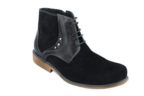 Xposed ,  Herren Desert Boots Schwarz