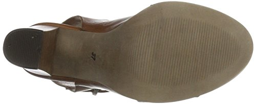 BIANCO Open Dress Shoe Djf16, Sandali Donna Marrone (Light Brown)