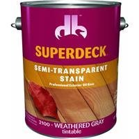 Superdeck Semi-Transparent Deck And Siding Stain by Duckback Prod.