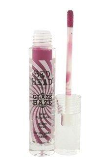 TIGI Bed Head Luxe Lip Gloss for Women, Glaze Haze, 0.11 Ounce (Pack of 5)