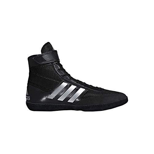 adidas Men's Combat Speed.5, Silver Metallic/Black, 10 M US