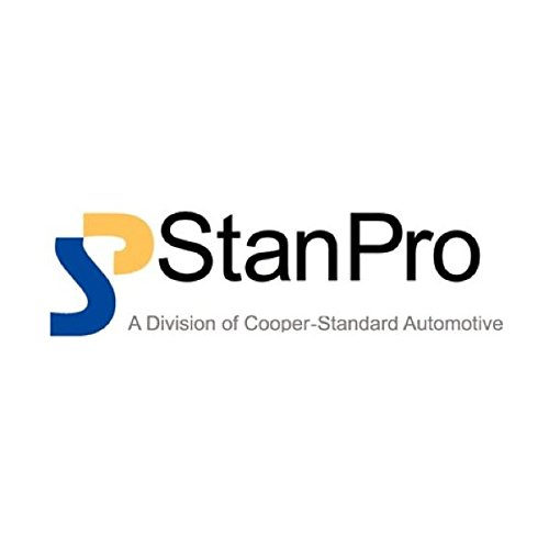 Standard Products (Stanpro) 75000081 WEATHERSTRIP EDGE 8FT OLD #16M STAINLESS STEEL SLIDING WINDOW CHANNEL