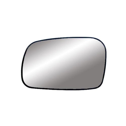 2011-2014 Ford F150 Pickup Passenger Right Side Replacement Mirror Glass and ADHESIVE FITS NON TOWING MIRROR ONLY AutoTruckMirrorsUnlimited
