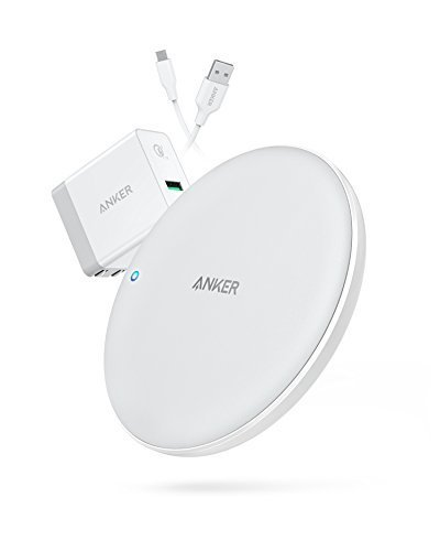 Anker PowerWave 7.5 Fast Wireless Charging Pad with Internal Cooling Fan, Qi-Certified, 7.5W Charges iPhone X / 8/8 Plus, 10W Charges Galaxy S9/S9+/S8/S8+/S7/Note 8, LG G7 (with Quick Charge Adapter) by Anker (Image #9)