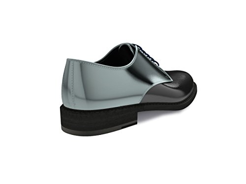 Dis - Oriana – Zapato Derby Liso – Mujer Multicolor