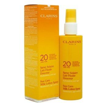 Clarins Sun Care Milk-Lotion Spray Moderate Protection UVB/UVA 20 150ml/5.3oz
