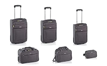 Maletas Horizontal Alt – Juego de maleta de viaje de 6 unidades – XL de Light