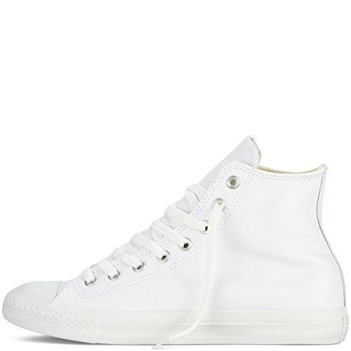 Converse Blanco Chuck White Hi All Zapatilla Mujer Star Taylor Alta rrRwqT8