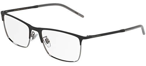 Eyeglasses Dolce & Gabbana DG 1309 1277 Matte Black/Gunmetal