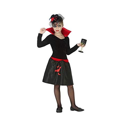 Atosa-55621 Atosa-55621-Disfraz Vampiresa para niña Infantil-Talla ...