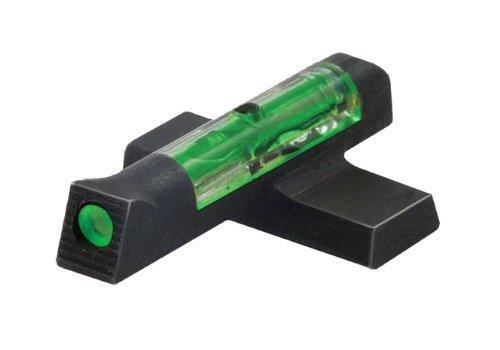 HIVIZ H & K Compact Overmolded Fiber Optic Front Sight (Green) by Hi-Viz