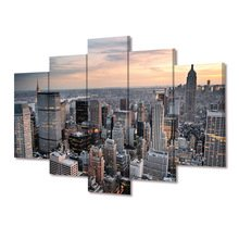 no-frame-new-york-large-modern-canvas-wall-art-oil-painting-modular-picture-framework-tableau-puff-l