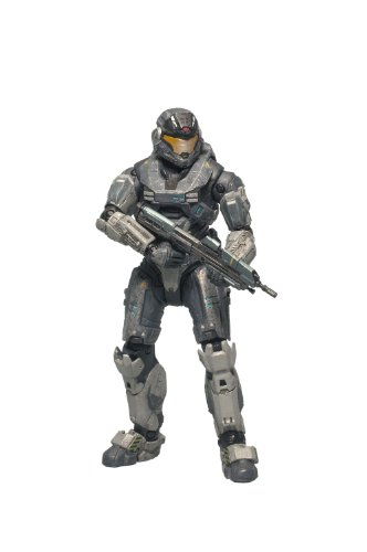 McFarlane Toys Halo Reach Series 1 Noble Six Action Figure