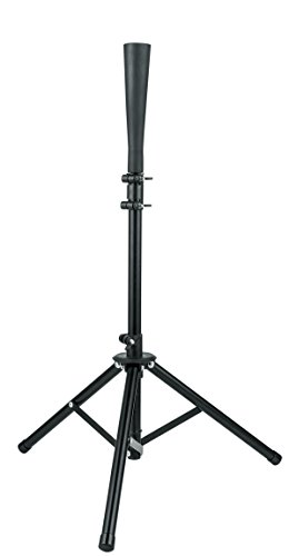 Batting Tee Portable - KingSports Portable Batting Tee for Baseball and Softball - Batting Practice Stand - Perfect for Hitting Drills - Will Work On Any Surface