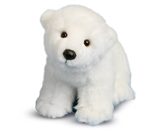 big stuffed animal polar bear - 5