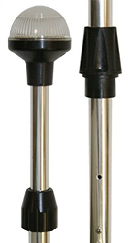 SeaSense LED Adjustable Stern Light, 26-48-Inch