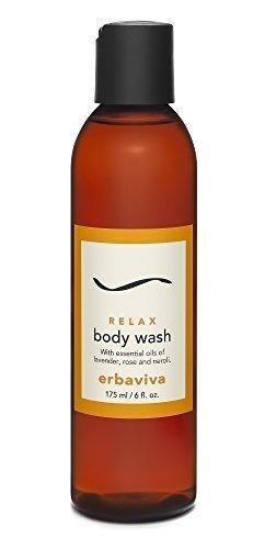 Erbaviva - Organic Body Wash (Relax/Awaken/Embrace) (Awaken) from Erbaviva