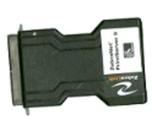 Zebra Corporation 46692 External Parallel Printer Server II, 10BASE-T, Parallel
