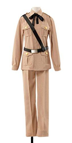 Dreamcosplay Anime Hetalia: Axis Powers Spain Military Uniform Cosplay by Dreamcosplay