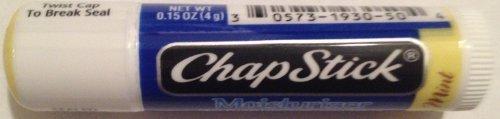 ChapStick, Vanilla Mint Flavor, 0.15 oz (Pack of 5)