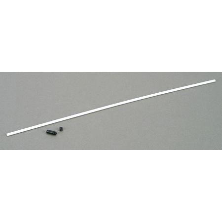 - Du-Bro 2335 White Antenna Tube With Cap