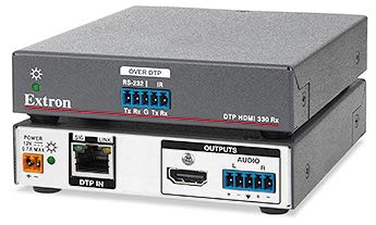 Extron DTP HDMI 4k 330 Rx by Extron