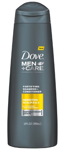 Dove Fortifying Conditioner Sensitive Caffeine