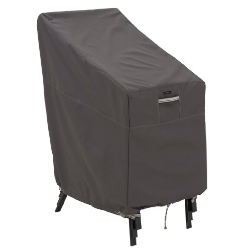 Classic Accessories Ravenna Stackable Patio Chair Cover (Target Rocking Outdoor Chairs)