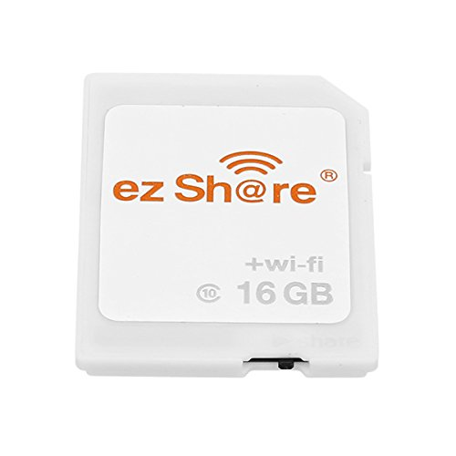 MYAMIA Ez Share 4ª Generación 16Gb C10 WiFi Tarjeta De ...