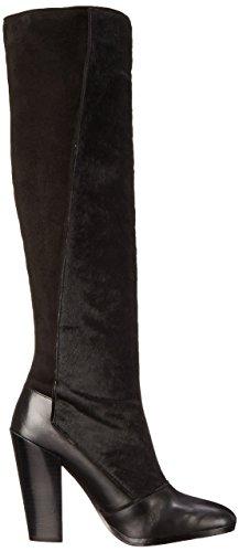 10 Crosby Womens Carmen Boot Black Haircalf/Black 2sWoywLLx8