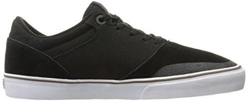 Etnies White Black 979 Vulc Noir Homme Black Gum Chaussures Grey de Skateboard Marana Gum FrxBYPF