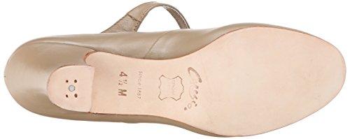 Capezio Manhattan Character zapatos de la mujer, Bronceado