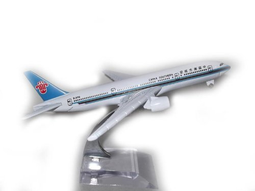 - Tang-Dynasty(TM b777-200 China Southern Airlines Metal Airplane Model Plane Toy Plane Model