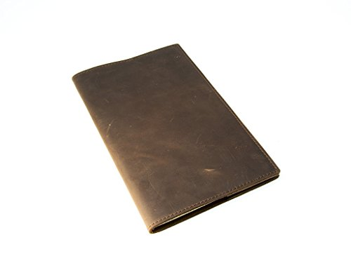Moleskine Leather Journal Large 5