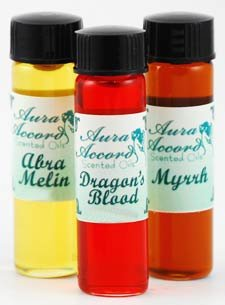 Beauty Fragrance Aromatherapy Seven Holy Spirits Scented Oil Get Through Hard Times 2dram (Sampling Fragrance)