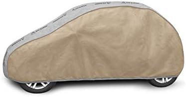 Neuheit Abdeckplane Optimal S3 Kompatibel Mit Fiat 500 Ii Wasserdicht Autoabdeckung Gelb Universal Auto