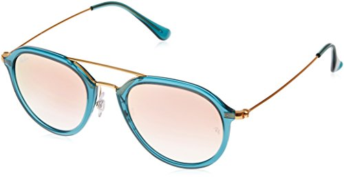 Turquoise Sonnenbrille 4253 Copper Shiny Ray RB Ban Torquoise IpqcCHwO5