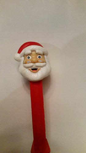 Santa Claus with Glasses Pez Dispenser
