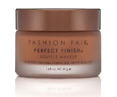 Fashion Cosmetics - Fashion Fair Oil-Free Perfect Finish Souffle Makeup - Bronze