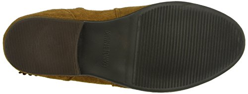 Minnetonka Ladies Dixonboot Stivaletti Marrone (dustybrown)