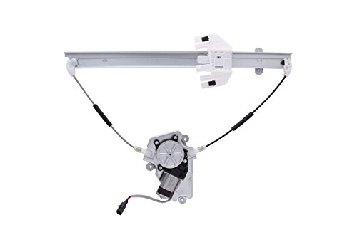 HANSUN 8820-1172 Power Window Regulator With Motor Front Left Driver Side For Jeep Liberty 2006-07 (From 2-26-06) - Liberty - SUV