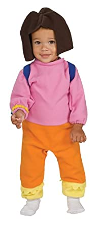Amazon.com: Nick Jr. Dora the Explorer Costume: Clothing