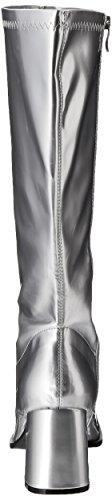 Shoes Silver Go Women's Boot Go Ellie ZwTxqPOT7