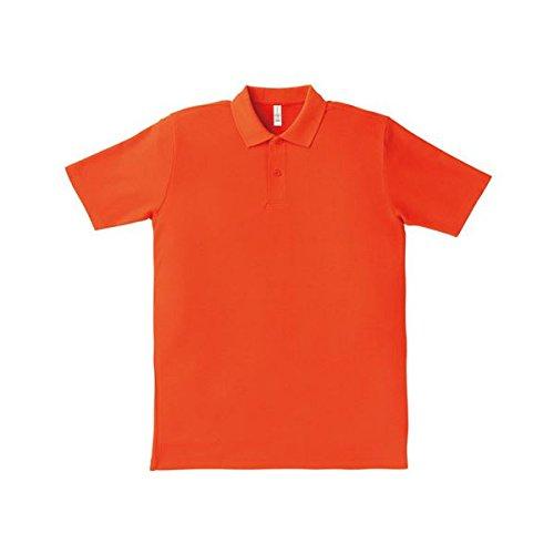 (業務用10セット) Natural Smile イベントポロシャツ MS3108 L オレンジ スポーツ レジャー DIY 工具 作業着 top1-ds-1913578-ah [簡素パッケージ品] B0754HCSBL